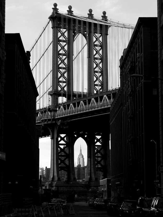 Brooklyn Bridge Rêve - 1/1 - sold