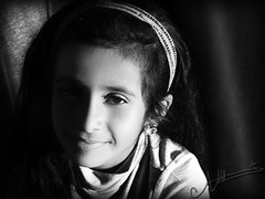 (A.A.A) Tags: family blackandwhite white black cute girl photography blackwhite hasselblad aaa amna irresistible althani h3d mabelle 39mp amnaaalthani hawaalrayyanfav