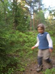 Run... Forrest...