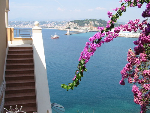 A nice view in Nice
