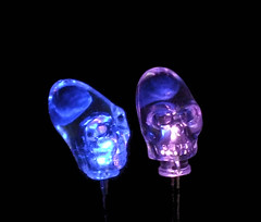 Come on of the Crystal Skull (BentWright) Tags: lego led minifig indianajones glowy crystalskull kingdomofthecrystalskull