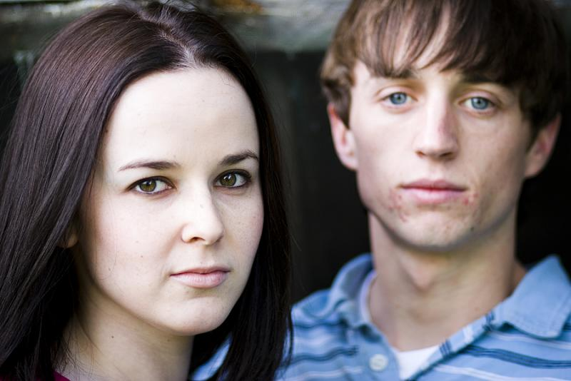 Sarah and Brett Engagement
