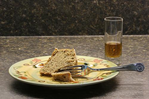 zucchini olive oil cake