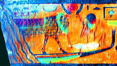 CAI JE29612, Maatkare, D21a, BeG, (outer) TOL6(1), cow on barque out of west mountain, SVI0107, web (CESRAS) Tags: egypt tip burial coffin dynasty thebes bce d21 usurped 21a riec theban horemachet cesras babelgasus maatkare 1070945 21athebandynasty1070945bce