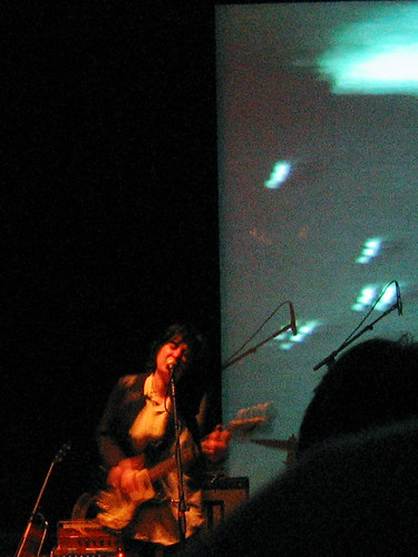 thalia zedek - live @ mfa, boston, feb 20th 2005