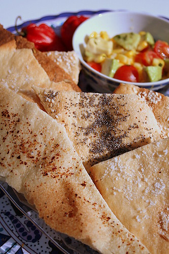 Crackers Lavash: double défi DBer! -