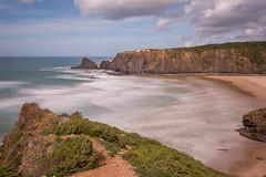Odecixe Portugal (Kev Cunningham) Tags: odeceixe portugal ndfilter sea seascape landscape