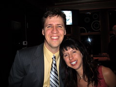 Jeff Kinney and Lauren Myracle (Abrams Books) Tags: whoopigoldberg awards abrams laurenmyracle jonjmuth wimpykid chadbeckerman jeffkinney charliekochman alrokerchildrensbookweek