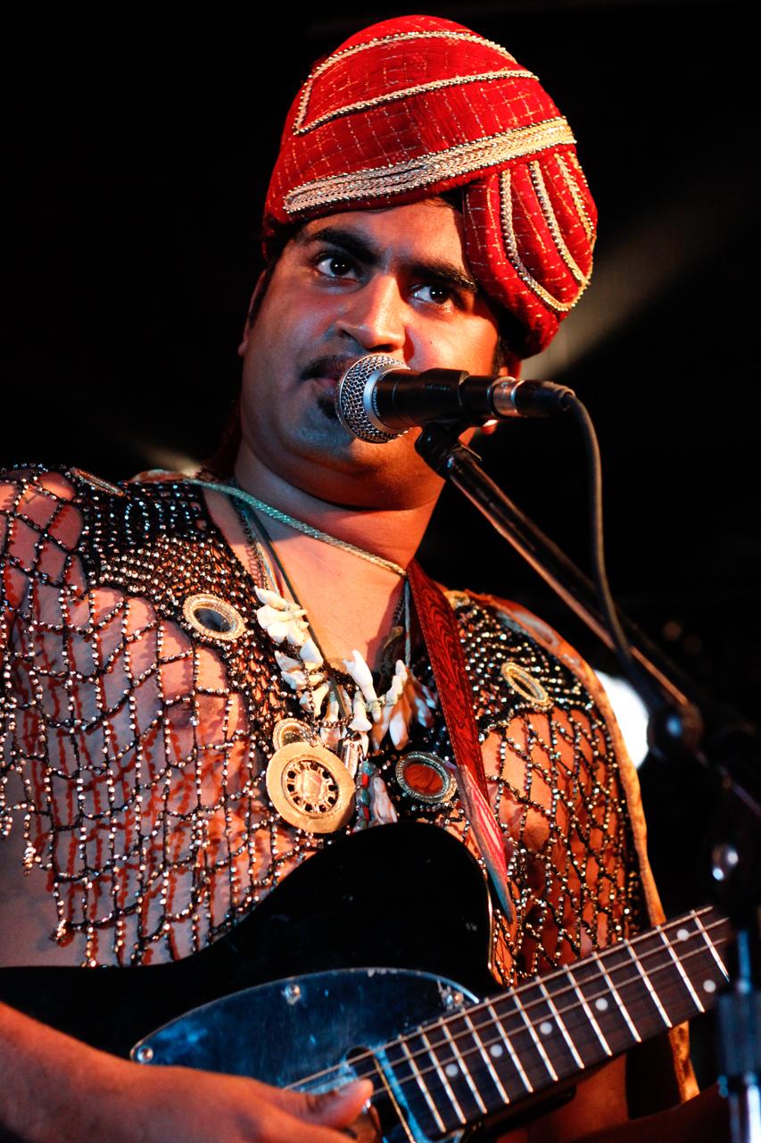The King Khan & BBQ Show—June 18, 2009 @ The Legendary Horseshoe Tavern
