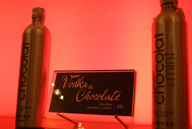 Vodka de chocolate de Alma de Cacao