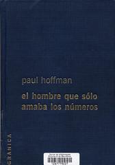 Paul Hoffman, El hombre que sólo amaba los números