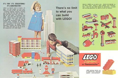 Lego Samsonite Leaflet 2369 (verso)