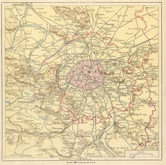 environ de paris