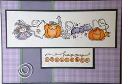 Happy Halloween~Penny Black