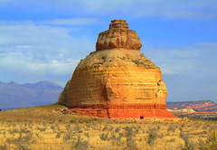 Church Rock (owlsplace) Tags: utah butte scenic americansouthwest