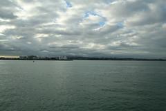 Vista al puente Harbour