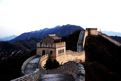 """The Great Wall of China"" - 长城"