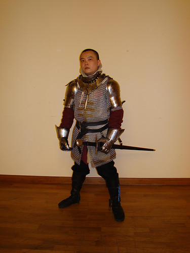 Midevil Teddy Medium Armor