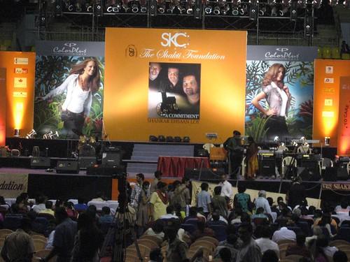 A Commitment concert in Chennai - Shankar Mahadevan