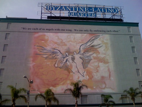 Byzantine-Latino Quarter