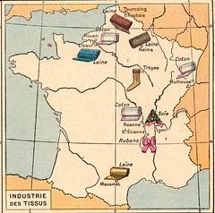 industrie tissus