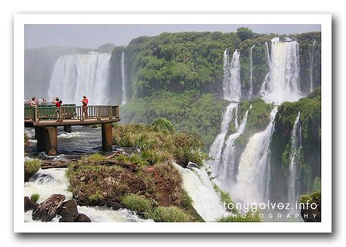 Foz de Iguazú, nuevo destino de la Azul