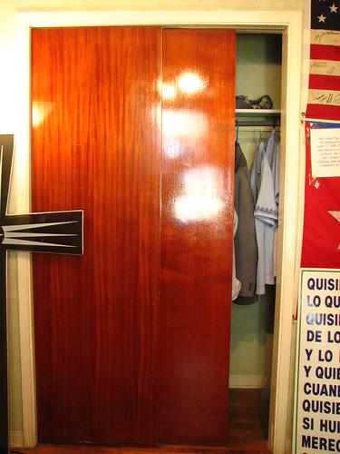 Elian Gonzalez closet