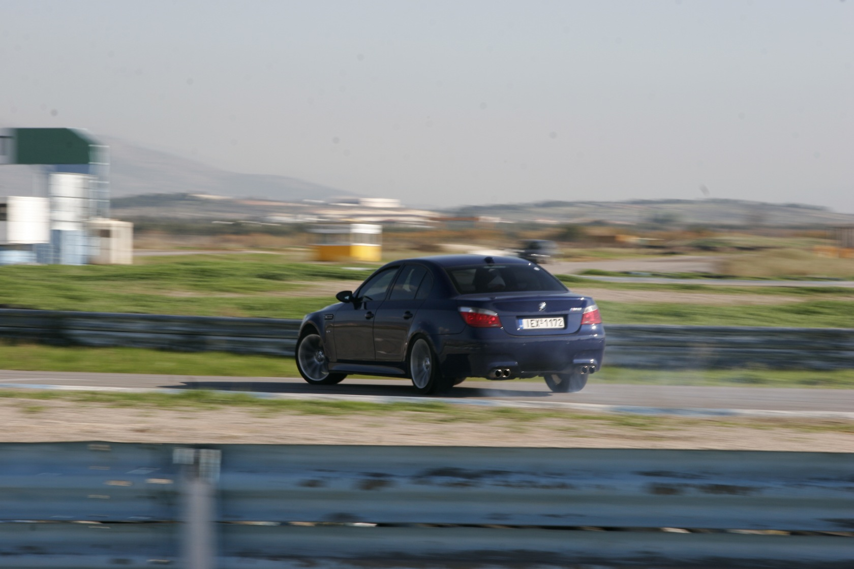 BMW M5 E60 images can be
