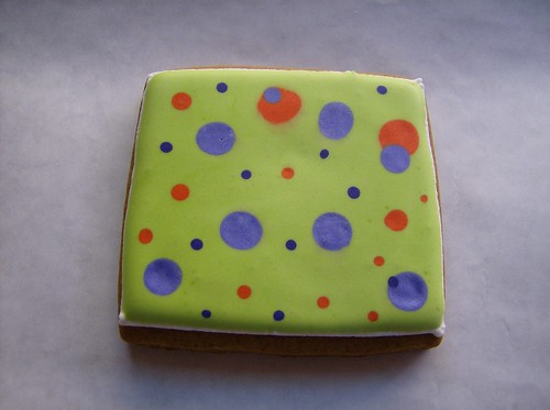 Polka Dot Cookie
