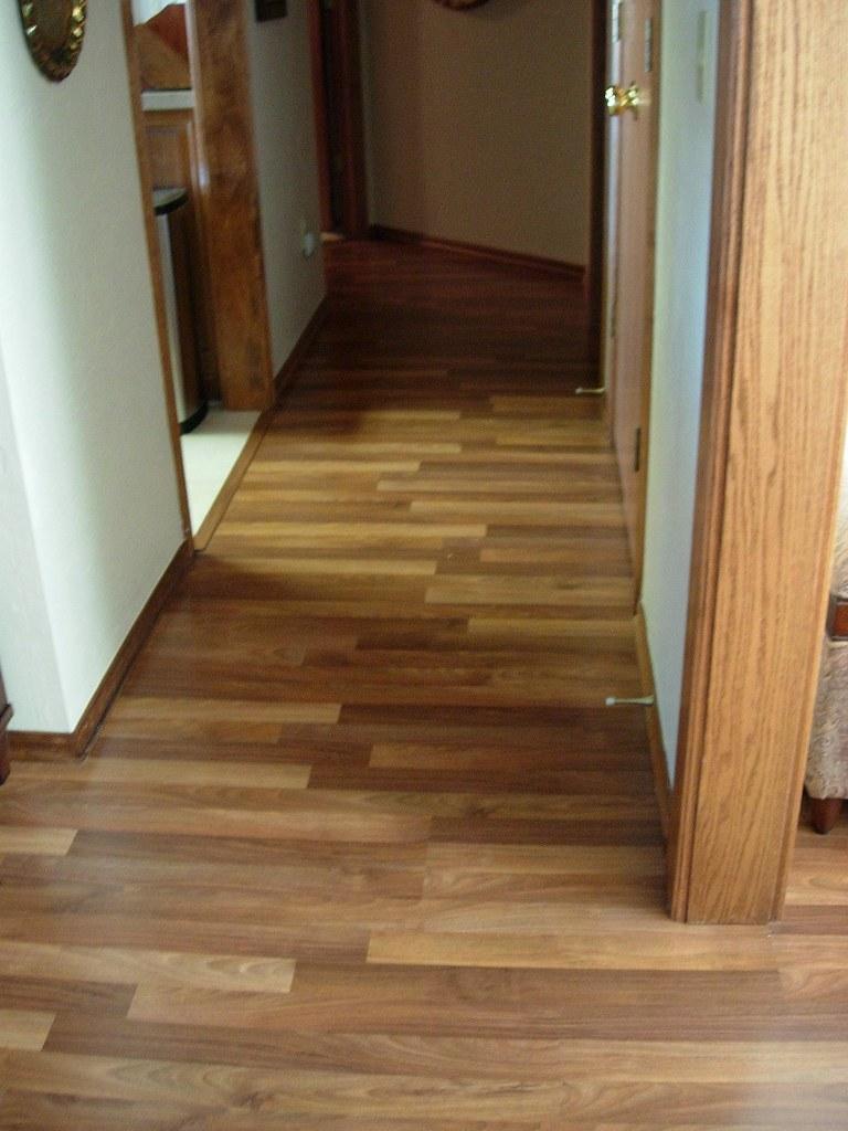 Laminate Floor Restoration Ceramic Tile