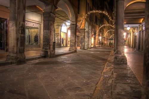 HDR Via Borgo Stretto