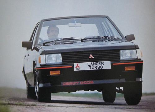 フリー画像| 自動車| スポーツカー| 三菱/Mitsubishi| 三菱 ランサー| 1981 Mitsubishi Lancer Turbo| 日本車|     フリー素材|