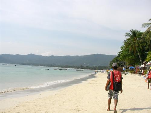 サムイ島-chaweng beach0002