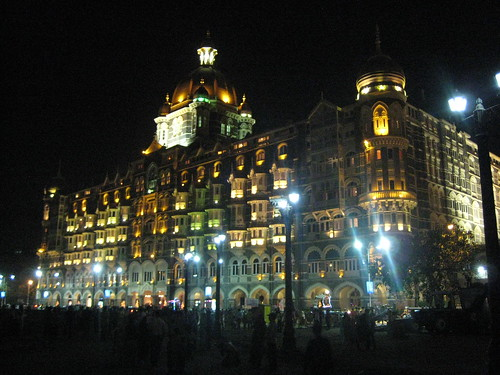 Taj Palace at Mumbai by aratib.