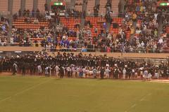 Waseda Univ. vs Keio Univ., College Rugby Football Game, Tokyo