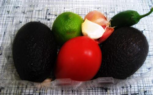 guacamole kit