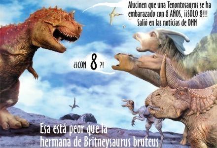 dinosaur gossips