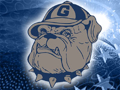 Jack the bulldog, Georgetown Hoya mascot