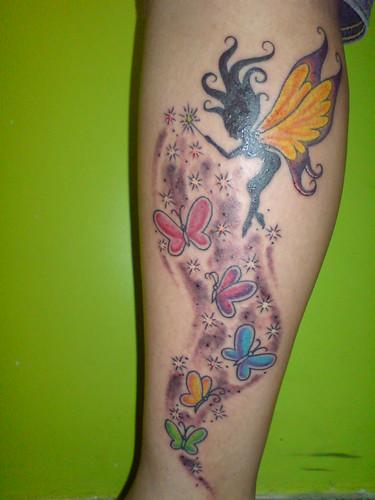 NUEVOS TATUAJESDibujosDiseos Fotos de tattoos Tatuaje de hada