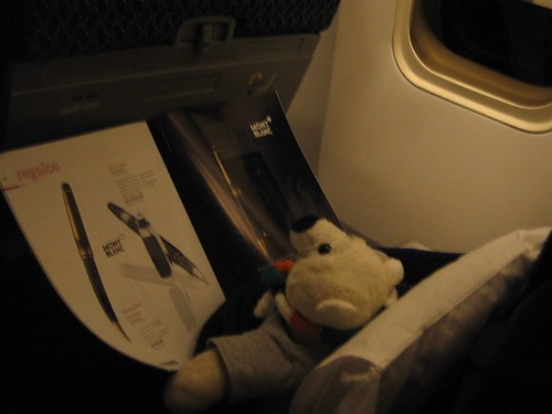 Ottmar Traveling by Aeroméxico