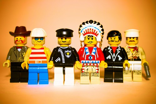 Village People - LEGO