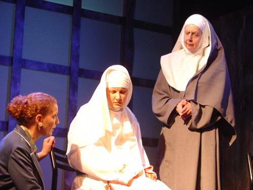 Agnes of God at Center Stage Community Playhouse