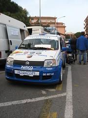 Fiat Panda - Rally Andora 2008