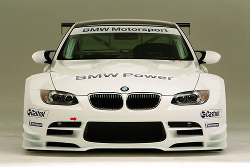 BMW ALMS M3 pictures - pictures of the new BMW ALMS M3