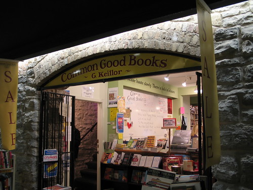 Common Good Books, St Paul, Minnesota, February 2008, photo © 2008 by QuoinMonkey. All rights reserved.