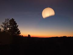 Night Sunset (AnouckS) Tags: de soleil coucher nuit