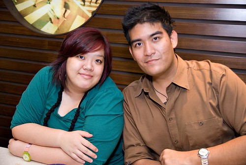 Shaz and Sandra