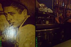 Portugal & Spain. Lisboa & BCN. Bars (ostromentsky) Tags: barcelona travel bar photo cafe spain catalunya mobilephoto potugal