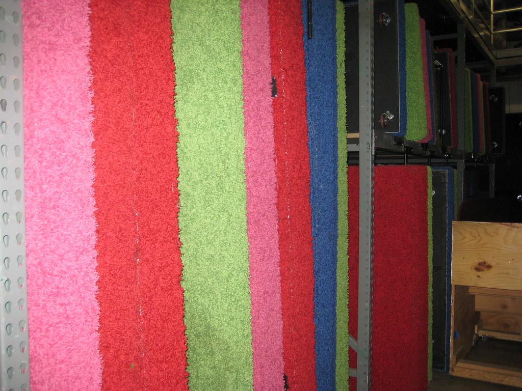 Furry Carpet