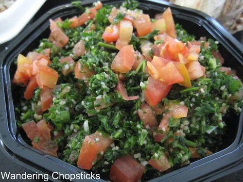 Day 10 Wahib's Tabbouleh